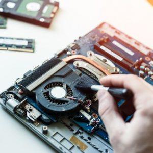 Дијагностика на функционалноста и детално чистење на лаптоп или PC + подмачкување и менување на термална паста на системот - Промотивна услуга